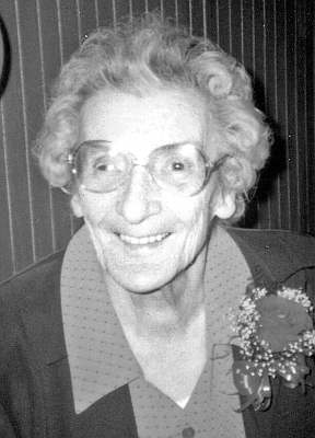 the late Eileen Peterson