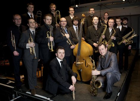 The Scottish National Jazz Orchestra - Photo: Colin Robertson