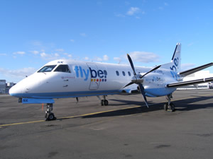 Flybe Saab 340