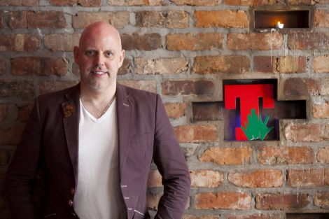 Geoff Ellis, chief executive of DF Concerts & Events who run T in the Park and King Tut's Wah Wah Hut.