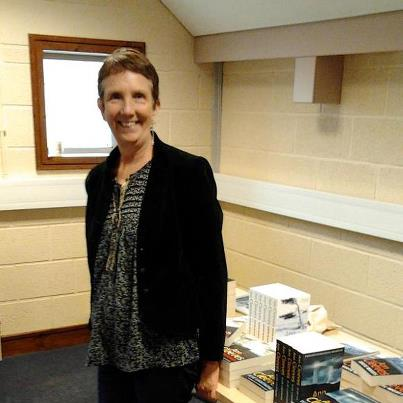 Author Ann Cleeves at Orcrime