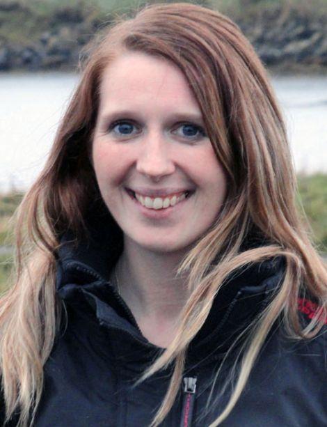 Julie Arthur 'island is being systematically shut down'.