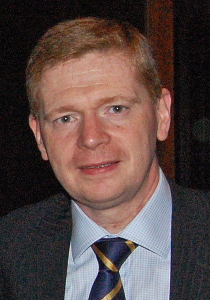 Shetland Islands Council convener Malcolm Bell.