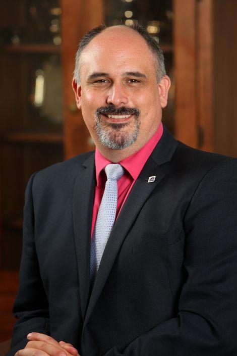 UHI honorary professor David Gray