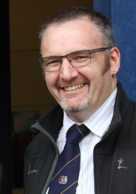 SIC leader Gary Robinson is chuffed with the EU's U turn on regional aid.