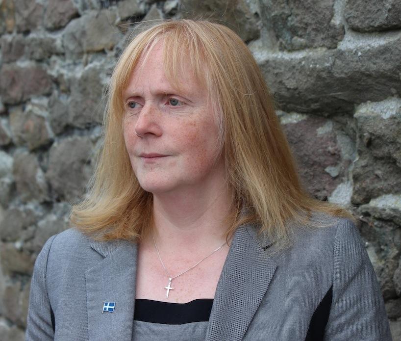 Children's services director Helen Budge.