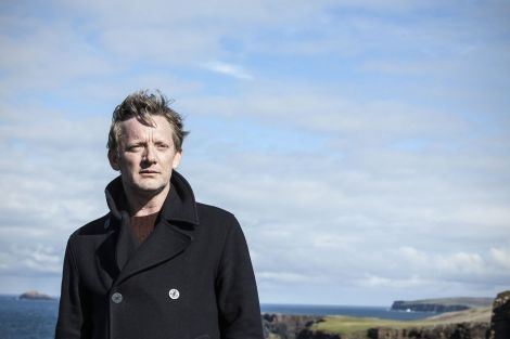 Douglas Henshall as detective inspector Jimmy Perez is returning to his native Fair Isle - Photo: BBC