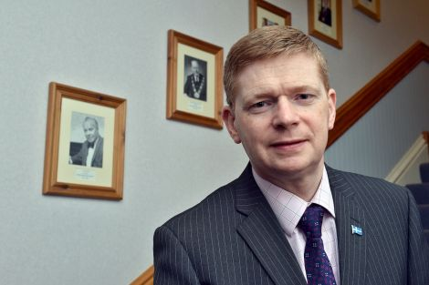 Council convener Malcolm Bell was encouraged by talks with the Faroese PM last month.
