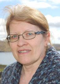 Councillor Andrea Manson.