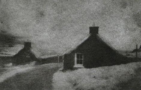 The Blackhouse Village.