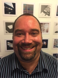 Graeme Howell, new general manager with Shetland Arts