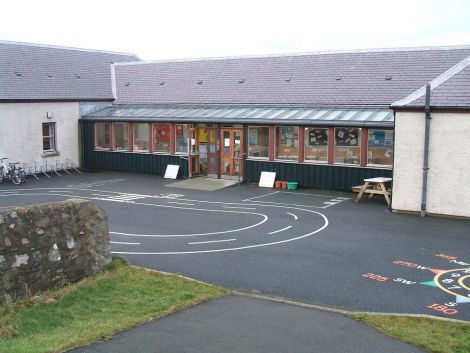 Sandness primary school is still being earmarked for closure despite fighting off the threat several times in the past two decades.