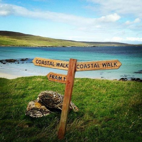 The Unst Partnership is one of three Shetland groups to receive new funding.