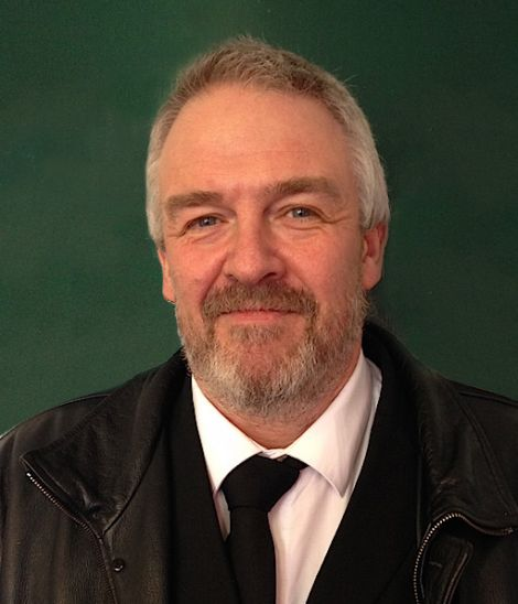 Malakoff director Dougie Stevenson
