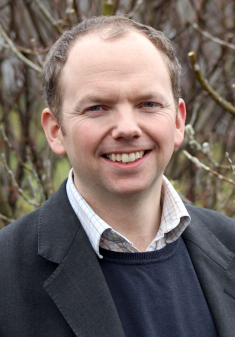 The Conservative's parliamentary candidate Donald Cameron