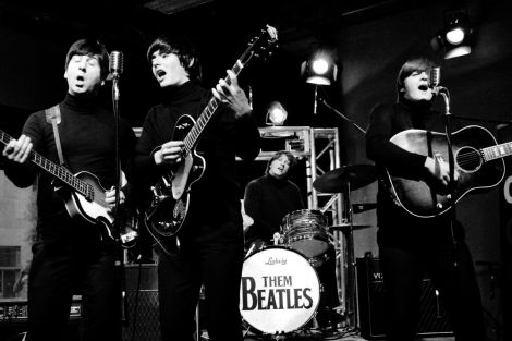 Them Beatles play at Mareel on Friday 5 June.