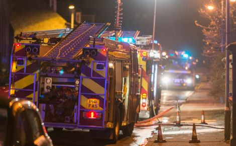 Urgent action is needed to address the shortage of retained fire fighters in Shetland - Photo: Austin Taylor