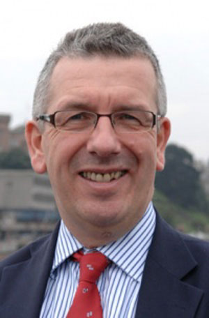 David Stewart MSP raised his concerns about the ferry contract last week.