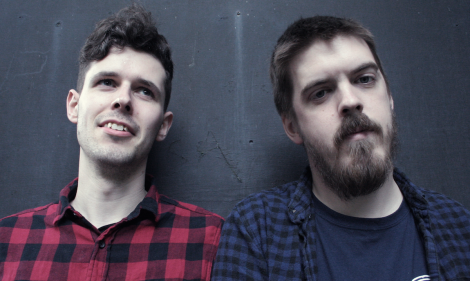 Duo Chris Cope and Jamie Hatch aiming to create music that is accessible yet technical.