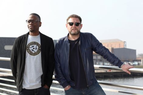 Black Grape are looking to make amends after weather put paid to their July gig at Mareel.
