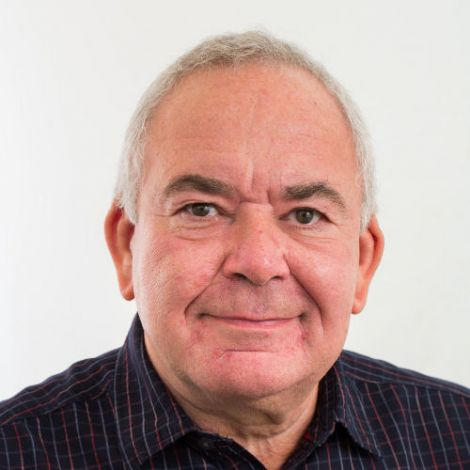 Ian Kinniburgh.