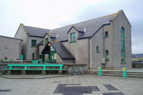 Youth centres such as the one in Scalloway have been thrown a lifeline - Photo: Peter Johnson Partnership