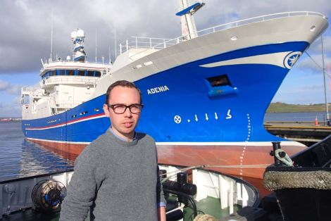 Tory candidate for Holyrood Cameron Smith is not impressed with the SNP government's performance on fishing in Europe where he works.