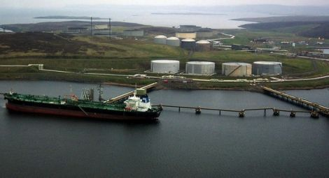 The loss of Schiehallion production has led to calls for the industry to clarify what Sullom Voe Terminal's future will look like. Photo: Wood Group