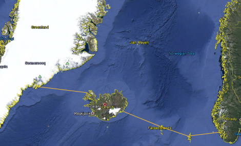 The North Atlantic Energy Network