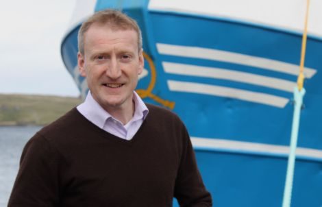 Liberal Democrat candidate Tavish Scott launched his fifth election campaign for Holyrood on Thursday.