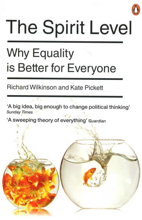 Research such as this watershed text from Richard Wilkinson and Kate Pickett has established the damage caused by vast inequalities within a society.