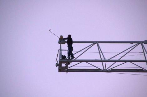 Balazs Onhausz: 'I have always loved climbing'