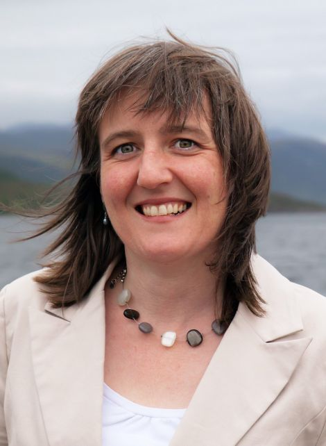 Maree Todd MSP has vowed to speak up for the isles within the SNP group at Holyrood.