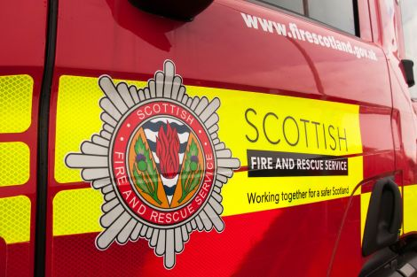 The Scottish Fire and Rescue service is currently 50 people short of its full complement - Photo: SFRS