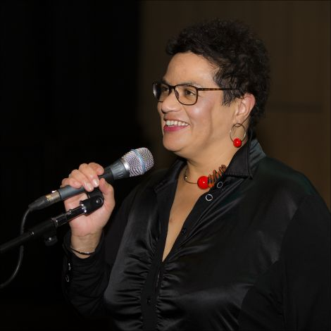 Scots Makar Jackie Kay: warm, witty, friendly, captivating, sensitive, funny, moving - Photo: Dale Smith