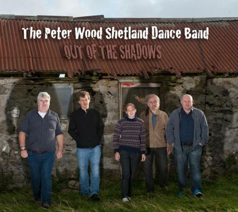 The Peter Wood Dance Band is one of several Shetland-related nominees at this year's Trad Awards.