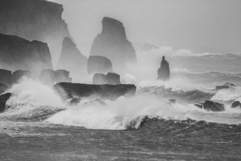 Here is another one of Ryan Sandison's extraordinary photos of the 2016 Boxing Day storm.