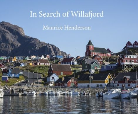 The cover artwork of In Search of Willafjord.