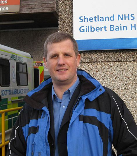 NHS Shetland chief executive Ralph Roberts said the potential savings would free up money to be spent on clinical services.