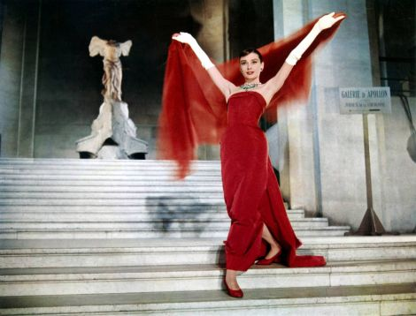 Funny Face, which stars Audrey Hepburn, screens this Sunday.
