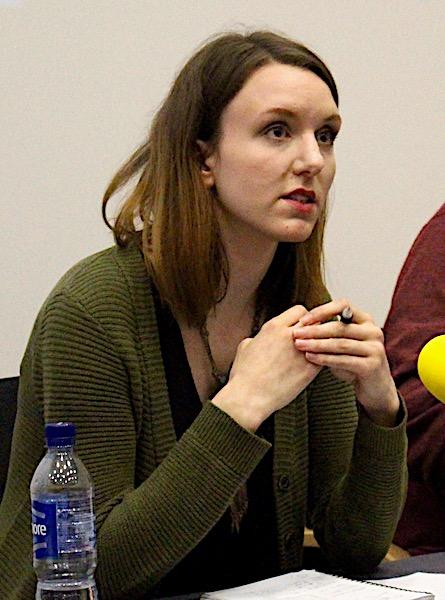 SNP hopeful Miriam Brett: 'an election like no other'.