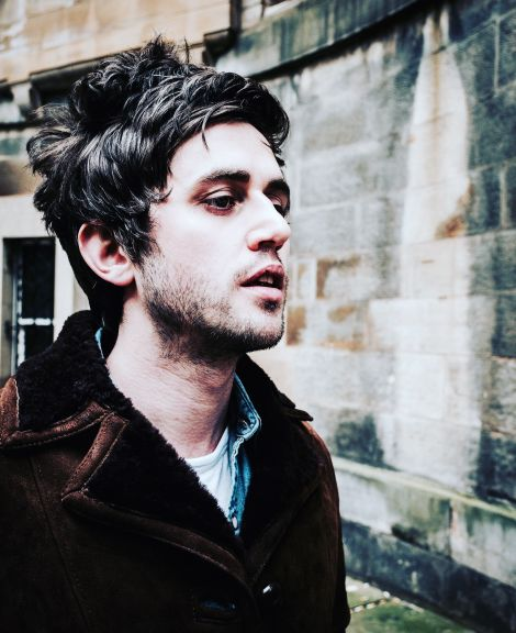 Edinburgh-based islander Jack Sandison.