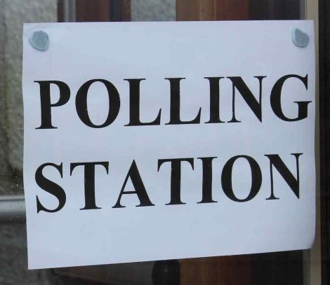 There are 28 polling stations across Shetland.