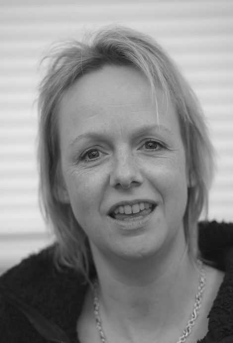 NHS Shetland's Choose Life coordinator Karen Smith will be taking part in the roadshow.