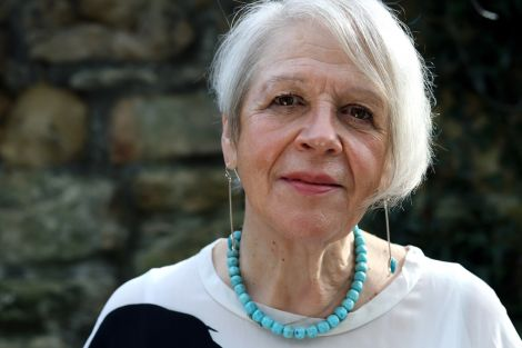 Highly acclaimed Scottish poet and playwright Liz Lochhead will be at this year's Wordplay book festival in November. Photo: Alistair Cook
