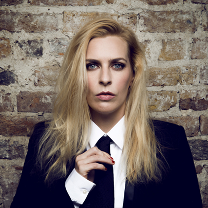 Top English comedian and writer Sara Pascoe.