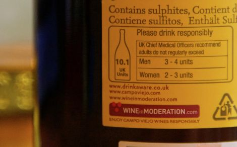 Each unit of alcohol will have a minimum cost, with 50p the preferred rate. Photo: Hans J Marter/Shetland News
