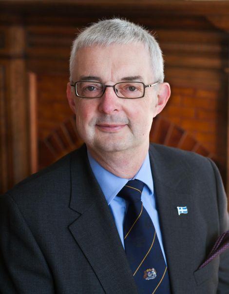 Outgoing SIC chief executive Mark Boden.