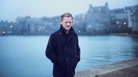 Douglas Henshall plays again detective Jimmy Perez. Photo: BBC