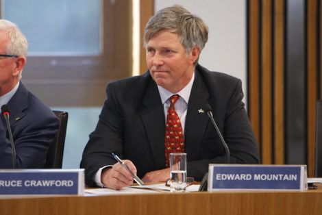 The Scottish Parliament's rural economy and connectivity committee chairman Edward Mountain, a Tory Highlands and Islands list MSP.